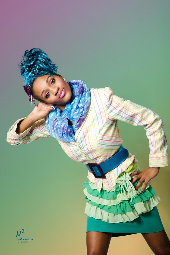 Fashion - Asharah Damore